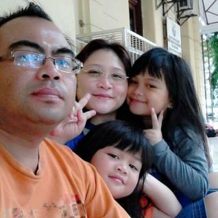 aku n family